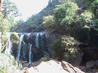 Sathodi Falls and Magoda